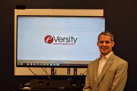 Chris Dickie, director of employer relations and community outreach at eVersity