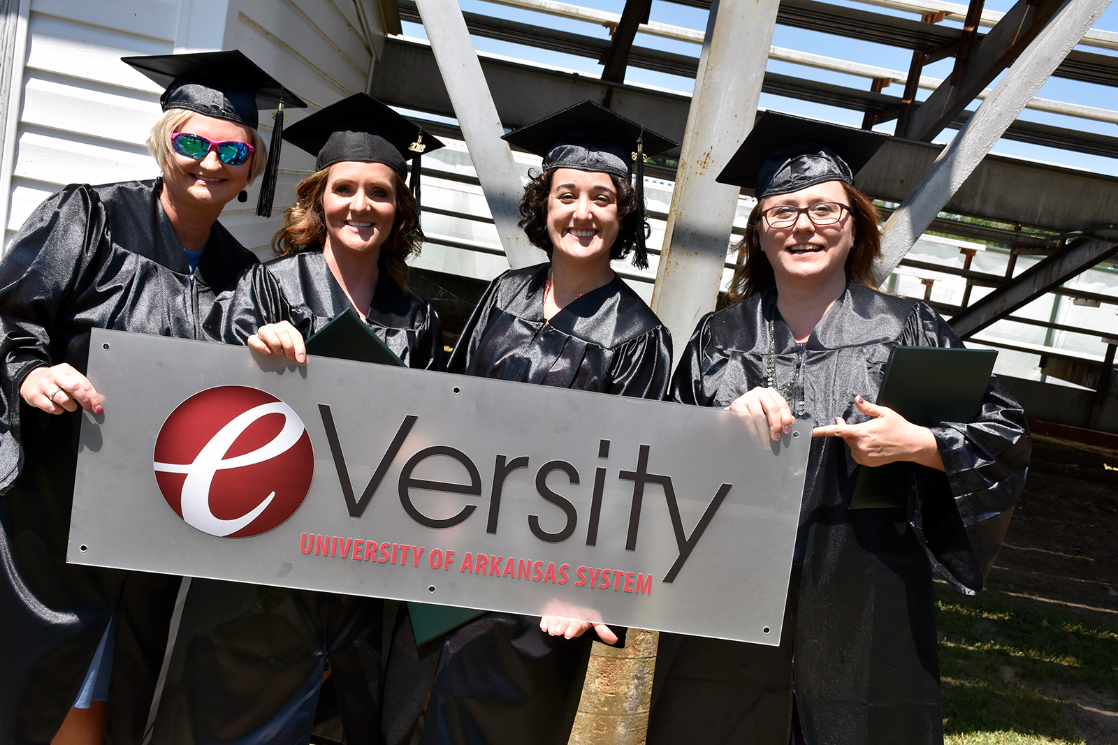 University of Arkansas System eVersity Graduates