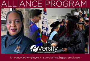 Join our eversity alliance program and get a discount on your employees education.